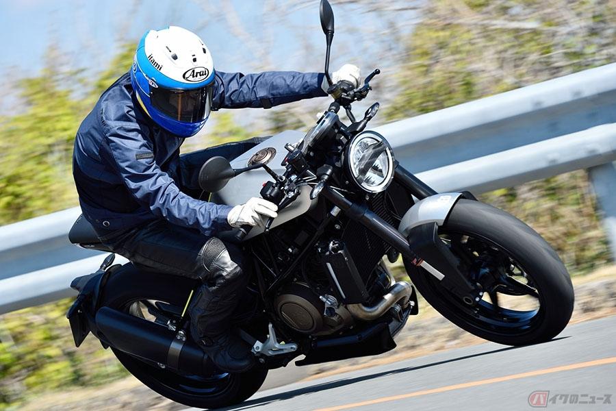 ハスクバーナ バイク