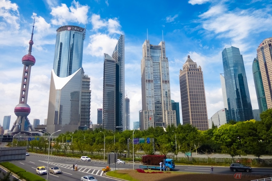 上海で愛車モンキーに乗るには532万円必要!! EV社会を構築した上海の ...