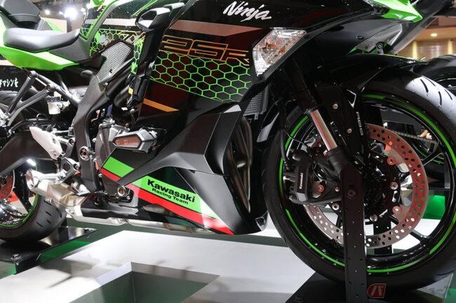 カワサキ 250cc 4 気筒