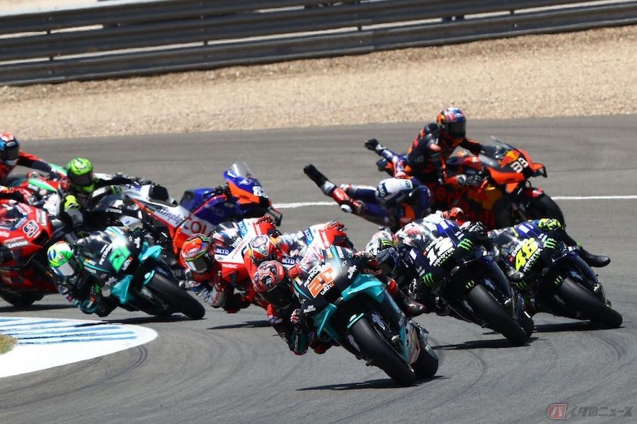2020 motogp スケジュール MotoGP 2020